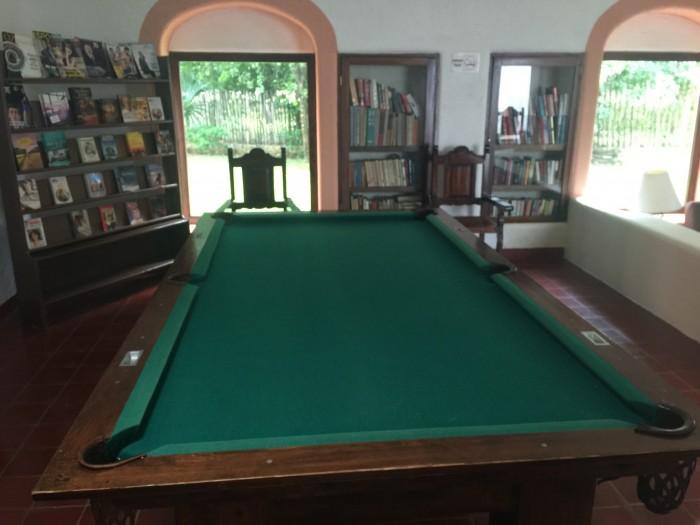 villas arqueologicas lounge 700x525 - Hotel Villas Arqueologicas Chichen Itza, Mexico review