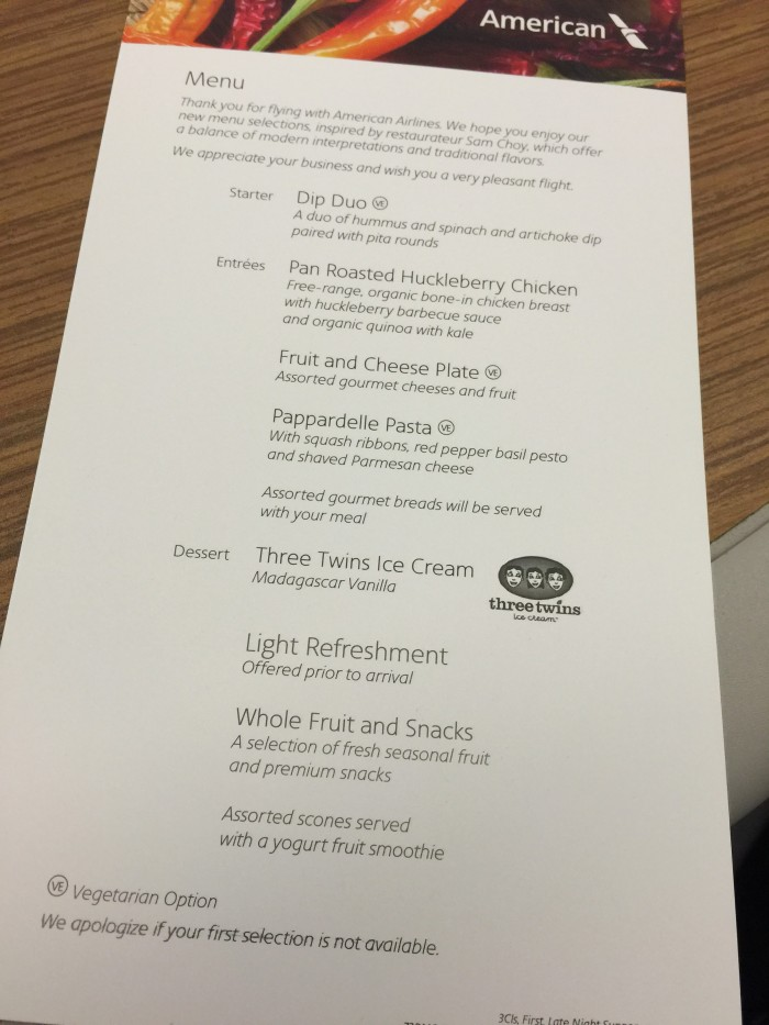 american-first-class-food-menu-sfo-jfk