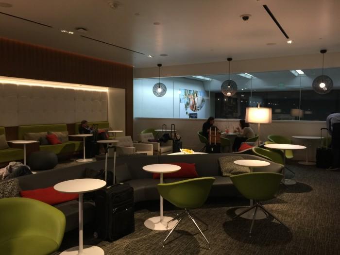 amex centurion lounge san francisco 700x525 - American Express Centurion Lounge San Francisco SFO review