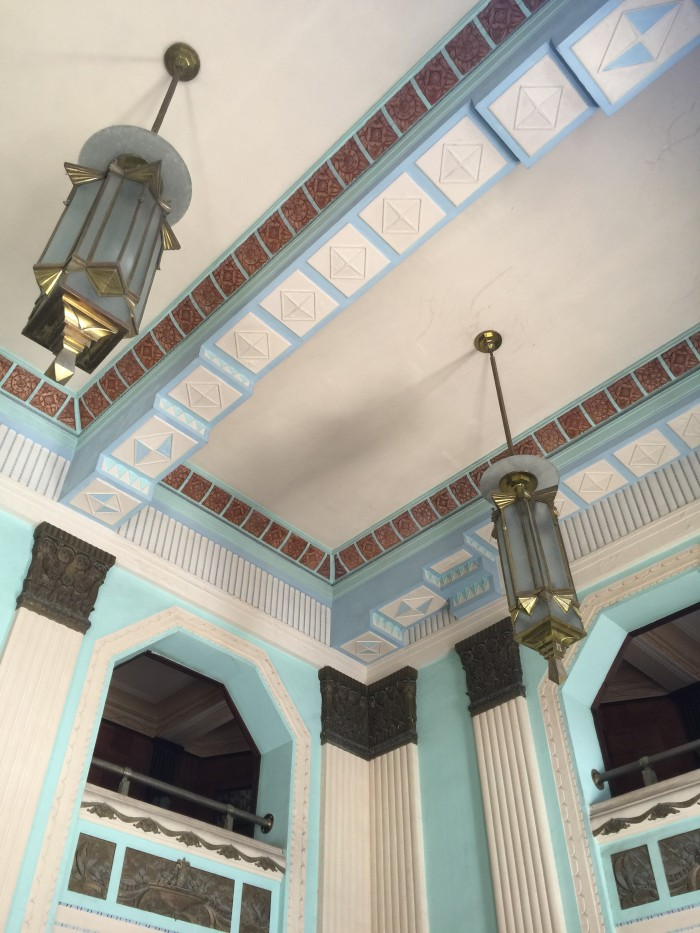 bacardi building lobby 700x933 - Top 10 things to do in Havana Vieja, Cuba