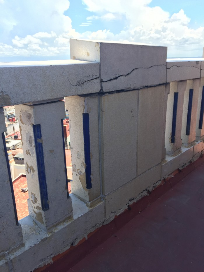 bacardi building roof 700x933 - Top 10 things to do in Havana Vieja, Cuba