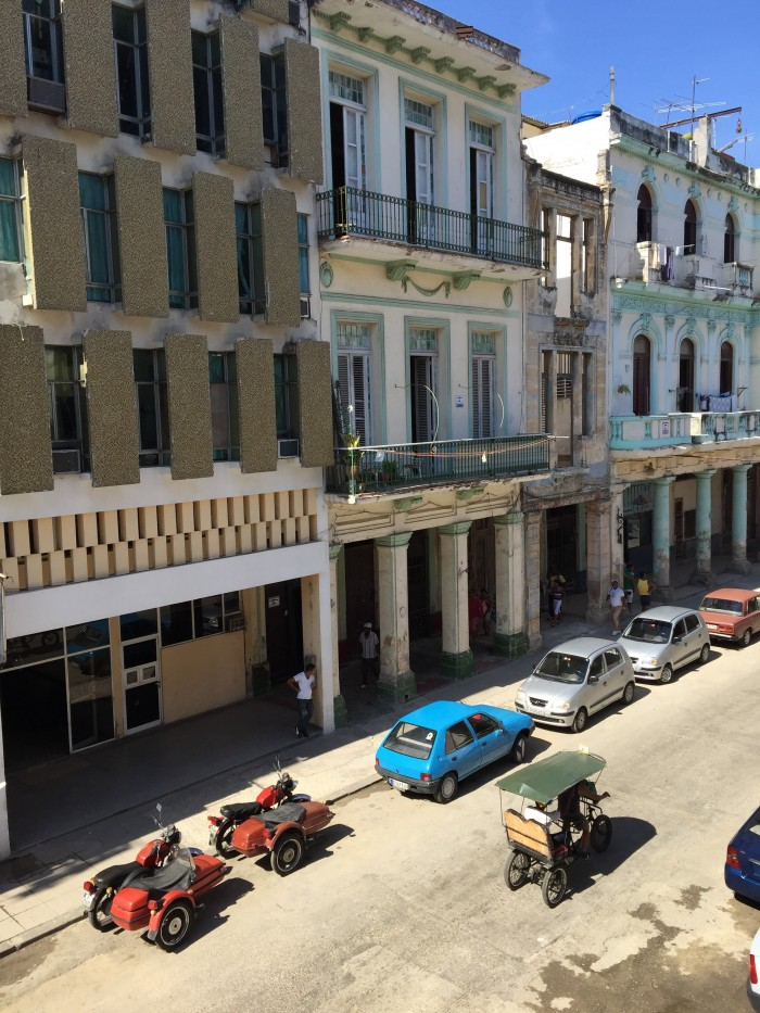 casa maura havana vieja 700x933 - Staying in a Cuban casa particular - Casa Maura in Havana, Cuba review
