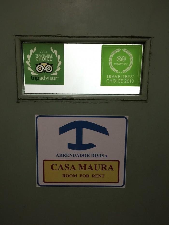 casa maura tripadvisor 700x933 - Staying in a Cuban casa particular - Casa Maura in Havana, Cuba review