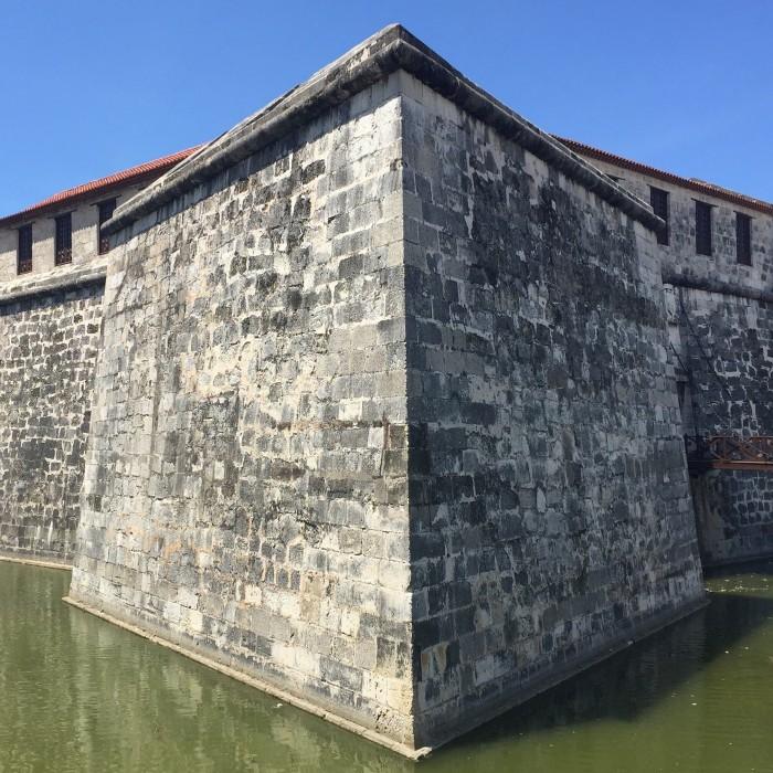 castillo de la real fuerza 700x700 - Top 10 things to do in Havana Vieja, Cuba