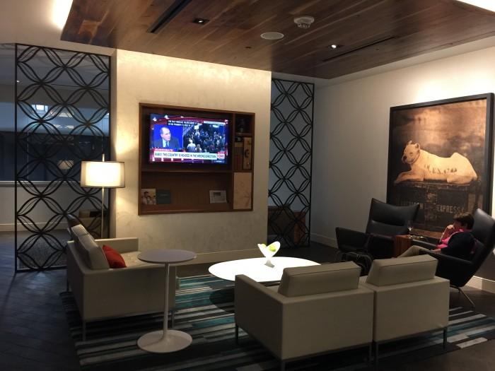 centurion lounge san francisco 700x525 - American Express Centurion Lounge San Francisco SFO review