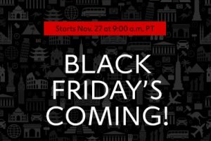 expedia black friday 300x200 - Expedia Black Friday sale - Up to 75% off hotels via app