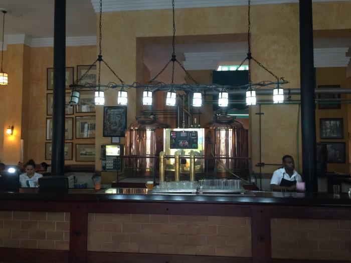 fabrica plaza vieja havana 700x525 - The best craft beer in Havana, Cuba