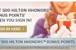 free hilton shopping points 150x100 - LIMITED TIME: Get a quick free 500 Hilton HHonors points