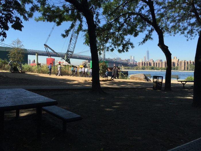 grand ferry park 700x525 - A quick layover in New York City from JFK airport
