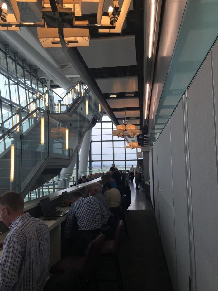 heathrow aspire lounge 700x933 - Aspire Lounge London Heathrow LHR Terminal 5 review