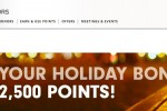 hilton december bonus 150x100 - Earn 2,500 Hilton HHonors points for each 2 night stay in December