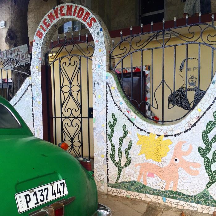 jaimanitas fusterlandia 700x700 - A guide to visiting Fusterlandia in Havana, Cuba