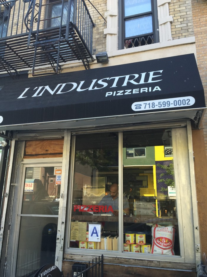 lindustrie pizzeria 700x933 - A quick layover in New York City from JFK airport
