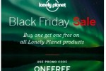 lonely planet black friday 150x100 - Lonely Planet Black Friday sale - Buy one, get one free