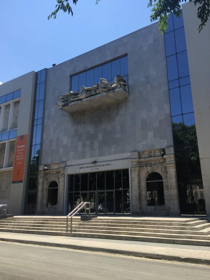 museo nacional de bellas artes de la habana 700x933 - Top 10 things to do in Havana Vieja, Cuba