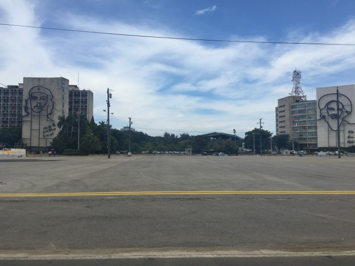 plaza de la revolucion 700x525 - A guide to visiting Fusterlandia in Havana, Cuba