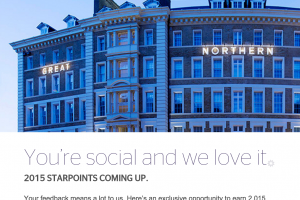 2015 spg starpoints december 300x200 - Get 2,015 Starpoints on your next SPG stay before December 31st, 2015