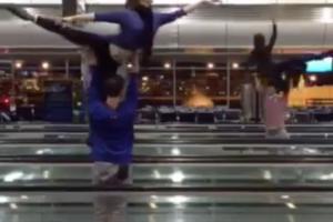 ballet dancers denver airport 300x200 - Ballet dancers perform in Denver airport during layover