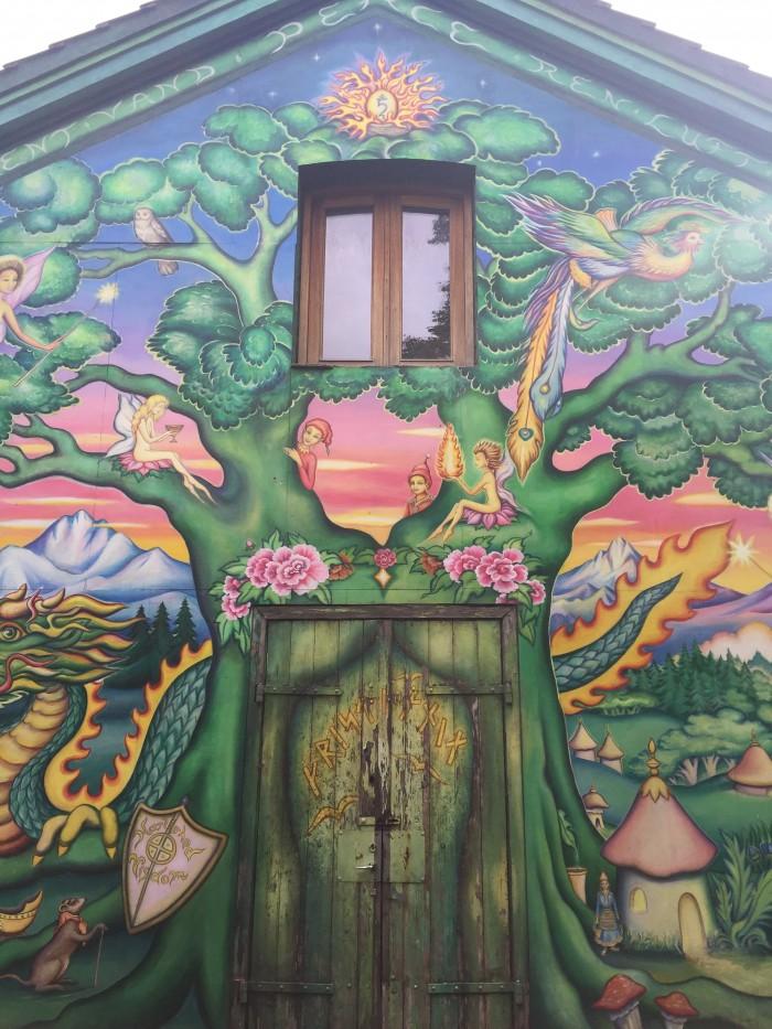 Christiania-mural