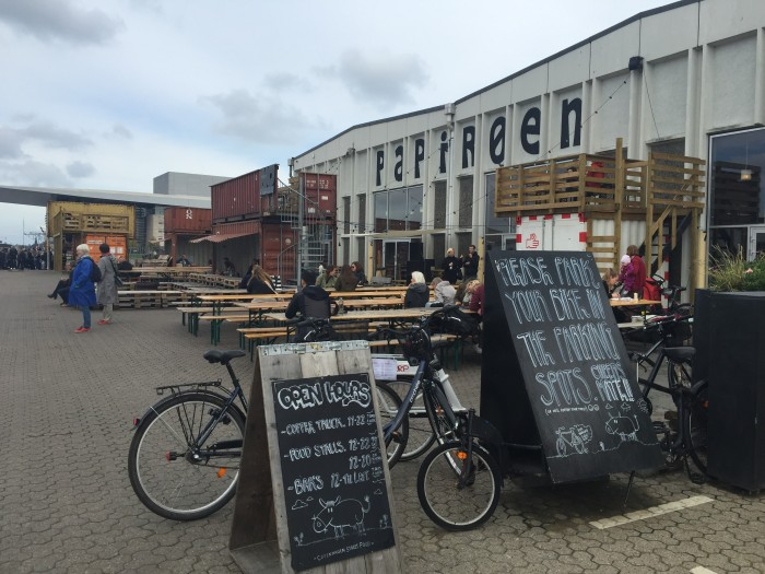copenhagen street food market 700x525 - Walking around Nyhavn & Christiania in Copenhagen, Denmark