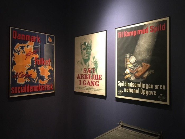 danish social history posters 700x525 - Copenhagen, Denmark - Museums on a rainy day