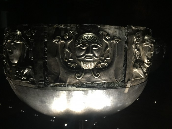 gundestrup cauldron 700x525 - Copenhagen, Denmark - Museums on a rainy day