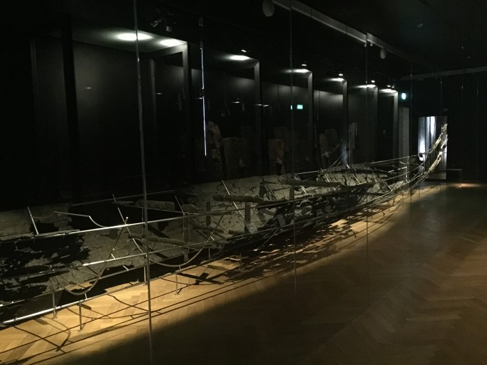 hjortspring-boat