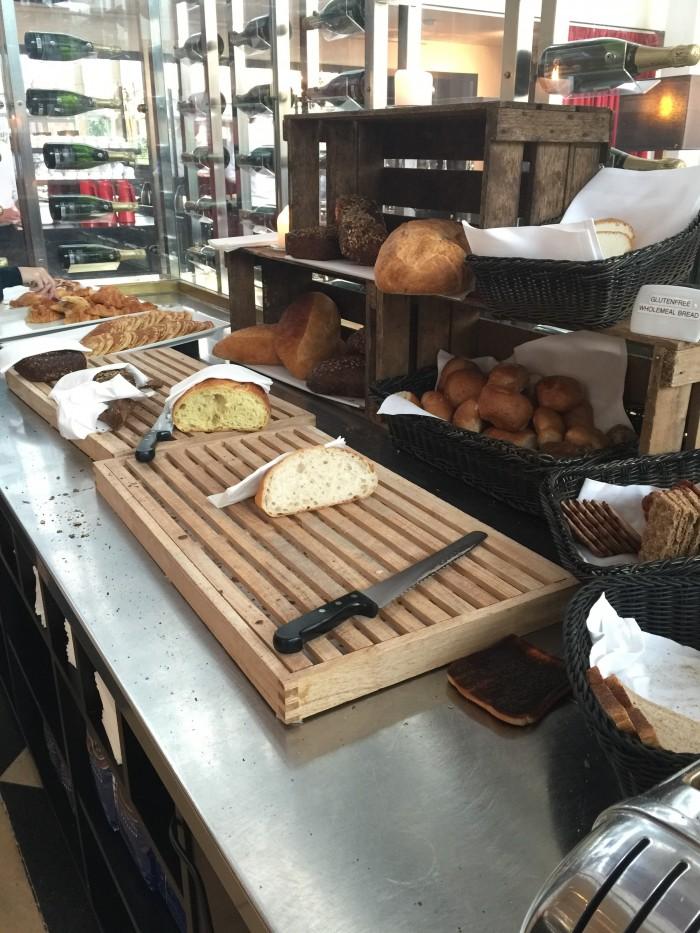 hotel skt petri bread 700x933 - Hotel Skt. Petri Copenhagen, Denmark review