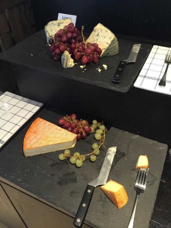 hotel skt petri cheese 700x933 - Hotel Skt. Petri Copenhagen, Denmark review