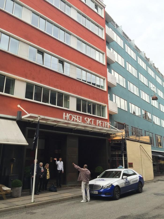 hotel skt petri copenhagen 700x933 - Hotel Skt. Petri Copenhagen, Denmark review