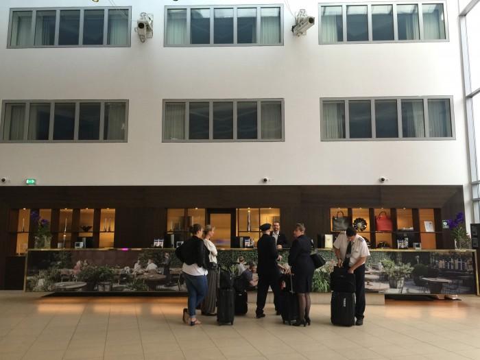 hotel skt petri lobby 700x525 - Hotel Skt. Petri Copenhagen, Denmark review