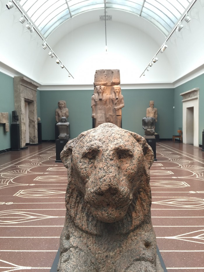 ny carlsberg glyptotek egyptian 700x933 - Copenhagen, Denmark - Museums on a rainy day