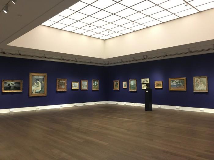 ny carlsberg glyptotek impressionist 700x525 - Copenhagen, Denmark - Museums on a rainy day