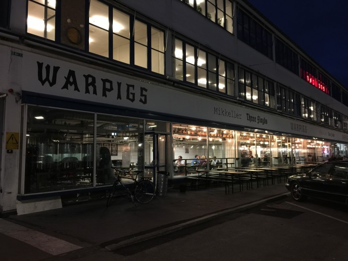 warpigs copenhagen 700x525 - The best craft beer in Copenhagen, Denmark - The Mikkeller bars