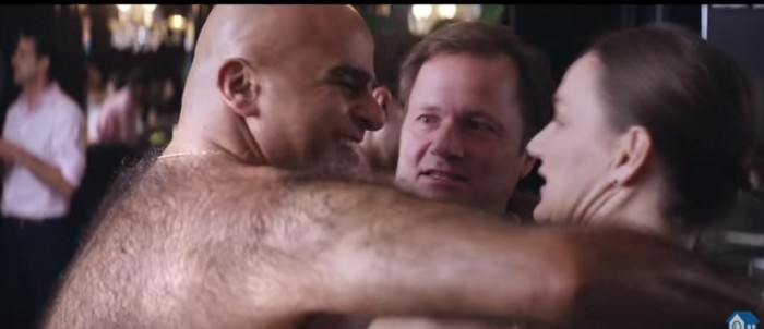 homeaway ad nick offerman 700x302 - HomeAway releases ad taking shots at shared AirBnb properties