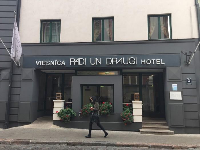 radi un draugi 700x525 - Radi Un Draugi Hotel Riga, Latvia review