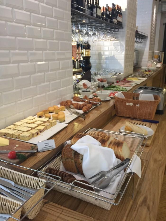 radi un draugi breakfast 700x933 - Radi Un Draugi Hotel Riga, Latvia review