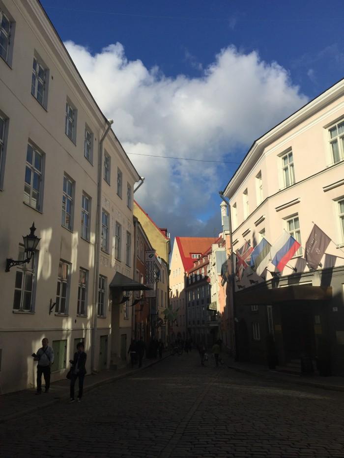 IMG 4307 e1456027905615 700x933 - Exploring the views of the Old Town Tallinn, Estonia