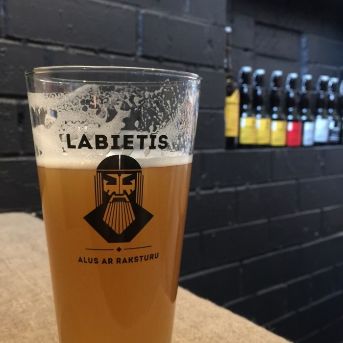 alus darbnica labietis beer 700x700 - The best craft beer in Riga, Latvia