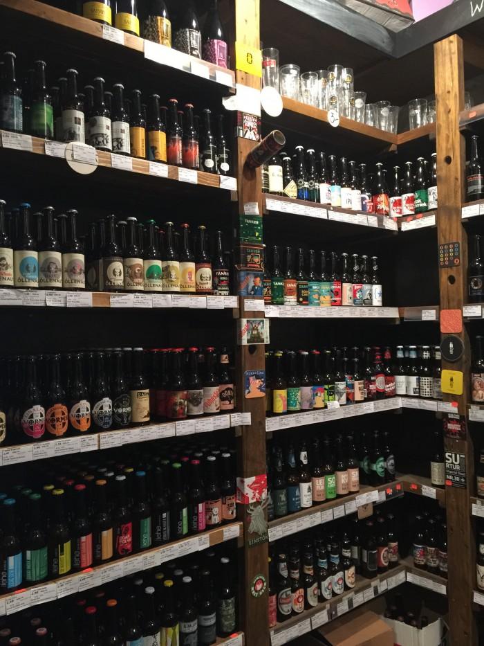 drink bottle shop 700x933 - The best craft beer in Tallinn, Estonia