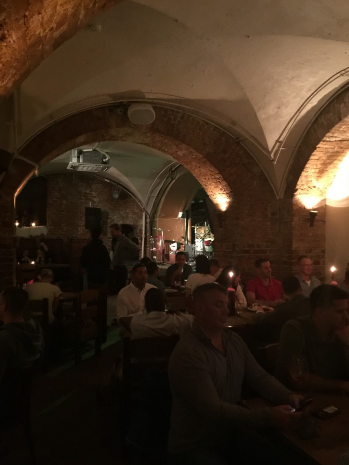 folkklub ala pagrabs music 700x933 - The best craft beer in Riga, Latvia
