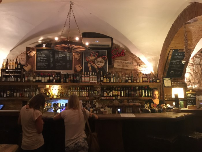 folkklubs ala pagrabs riga 700x525 - The best craft beer in Riga, Latvia