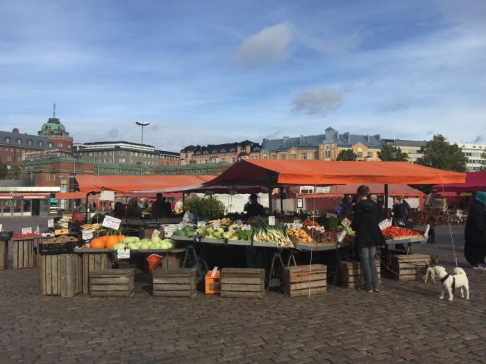 hakaniemi market 700x525 - Exploring the food markets & city centre of Helsinki, Finland