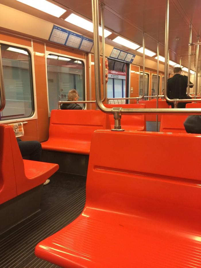helsinki subway 700x933 - Holiday Inn Helsinki - West Ruoholahti review
