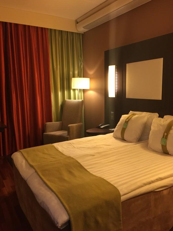 holiday inn helsinki west ruoholahti room 700x933 - Holiday Inn Helsinki - West Ruoholahti review