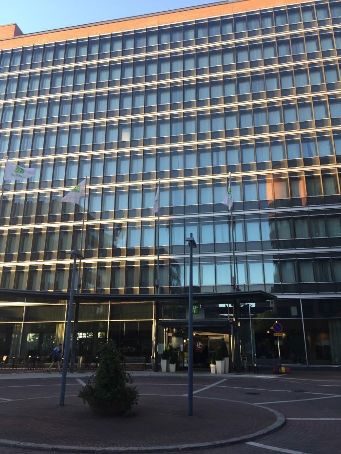 holiday inn west ruoholahti helsinki 700x933 - Holiday Inn Helsinki - West Ruoholahti review