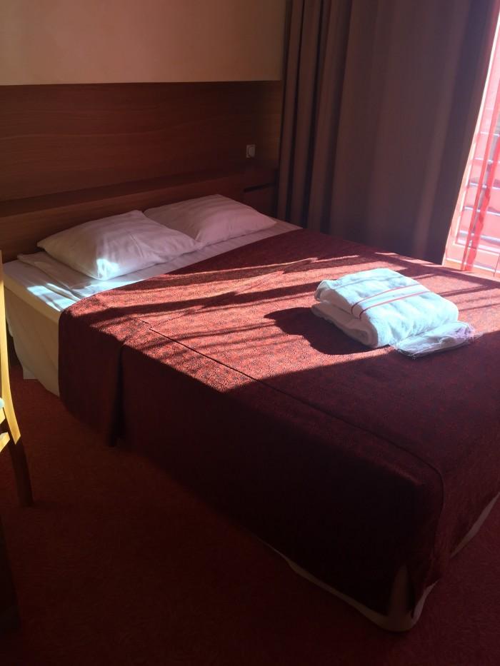 hotel bern bed 700x933 - Hotel Bern Tallinn, Estonia review