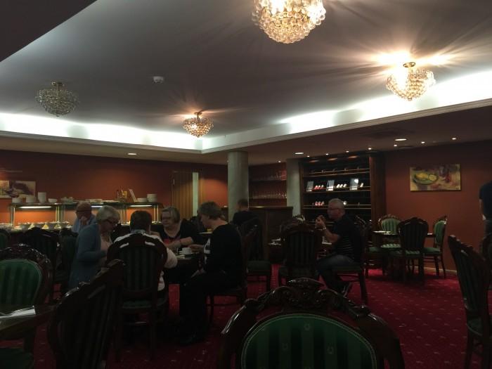 hotel bern breakfast room 700x525 - Hotel Bern Tallinn, Estonia review