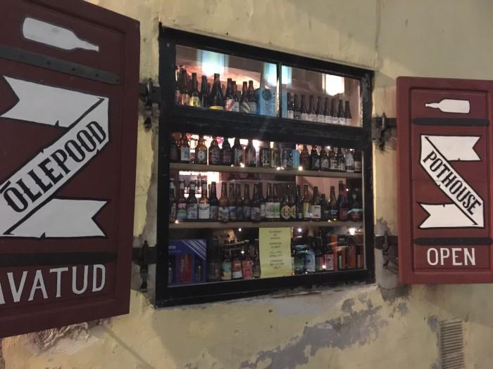 koht bottle shop 700x525 - The best craft beer in Tallinn, Estonia