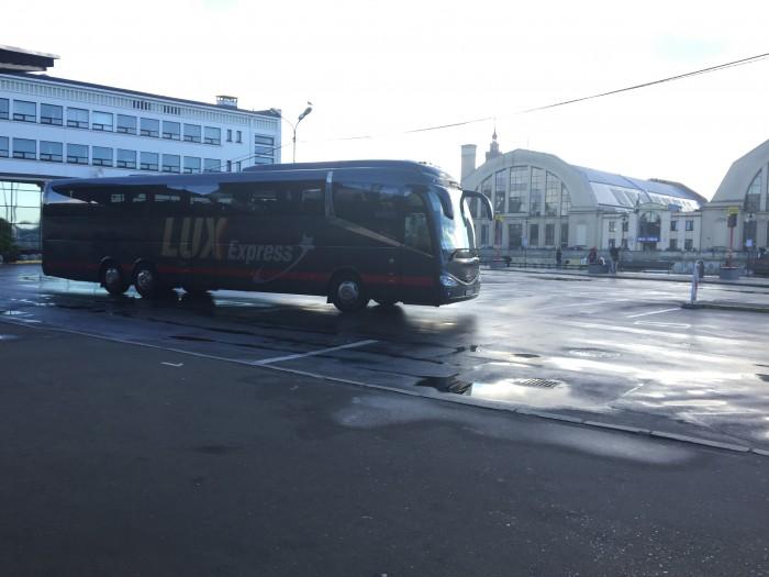 lux express riga 700x525 - Lux Express Riga, Latvia to Tallinn, Estonia review